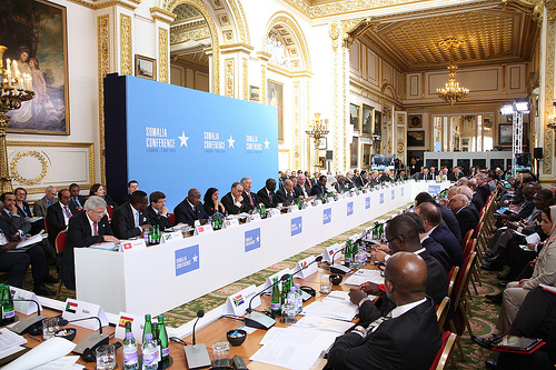 London Somalia Conference, 7 May 2013